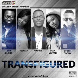 TRANSFIGURED (Single) Feat. Mauriz, Blublood, Storm Taddy, Twally, Max Wuyah